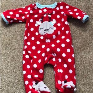 Other - Baby fleece pajamas